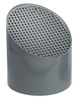 Plastic duct fitting pvc grill for Grille de ventilation fenetre pvc