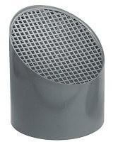Plastic pvc vent 450mm pvcxu ventilation grill for Grille de ventilation fenetre pvc