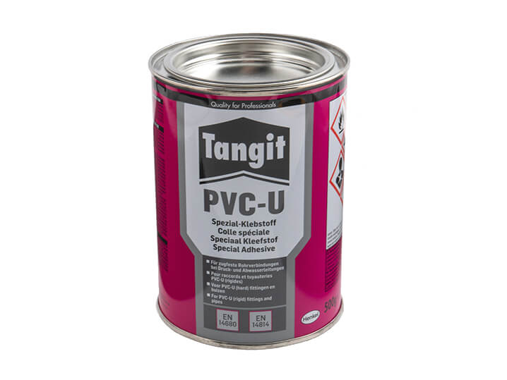 500ml Tangit PVC-U Cement Tin