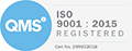 ISO9001 Certificate for Plastic Pipe Shop Ltd