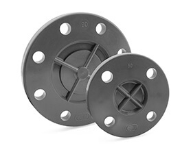 Inch PVC Blanking Flange PN10 16