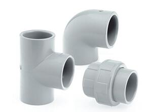 Metric Plain CPVC Corzan Fittings