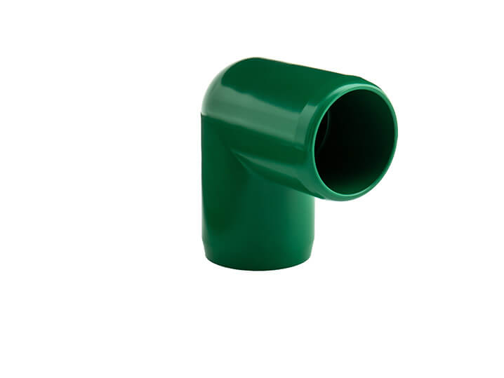 3/4 Inch Green 90 Elbow