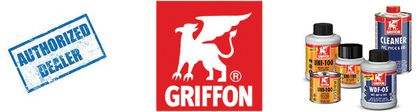 Griffon PVC and ABS Cement Logo