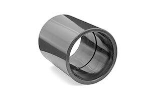 Inch PVC Plain Socket Coupling