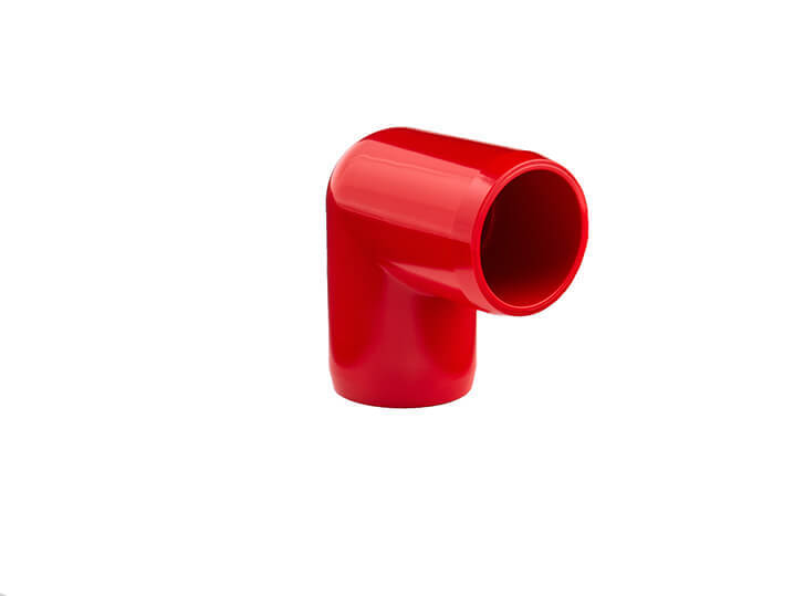 3/4 Inch Red 90 Elbow
