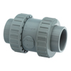 Inch ABS Double Union Spring Check Valve