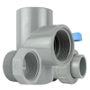 Inch Threaded ABS Fittings