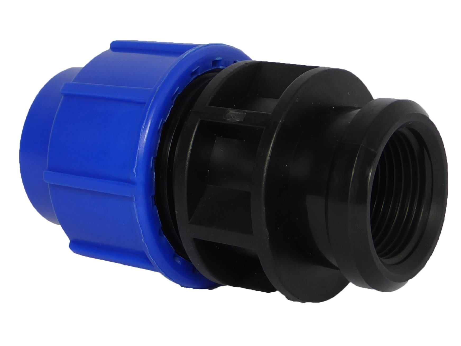 Metric PP Compression Female BSP Adaptor