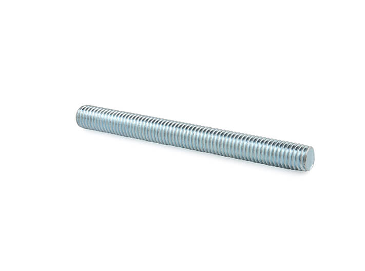 M10 BZP Studding 100mm length