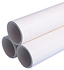 White PVC Pool Pipe