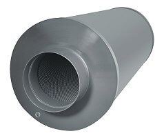 PVC Ventilation Sound Attenuator