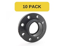 10 Pack - 110mm Full Face Flange (M16 8 hole PN10/16 drilling)