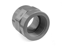"1 1/2"" ABS Plain/Threaded Socket"