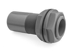 "2 1/2"" ABS Tank Connector"