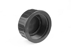 "1 1/4"" Threaded End Cap c/w EPDM Seal"