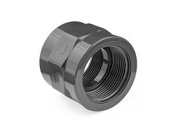 "3/4"" Threaded BSP PVC Socket (Coupler)"