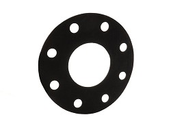 "6"" Full Face Flange Gasket EPDM PN10/16 PCD 240mm"