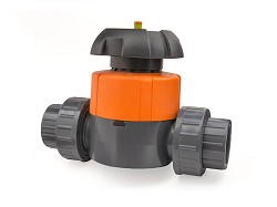 "3"" Diaphragm Valve Union Ends EPDM Diaphragm"