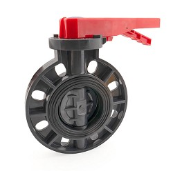 160mm Butterfly Valve SS shaft EPDM seal