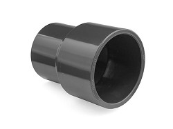 40x32mm Plain PVC Reducing Socket