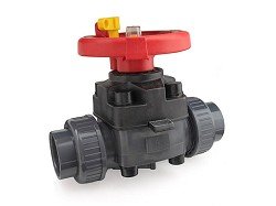 25mm Diaphragm Valve Union Ends EPDM Diaphragm
