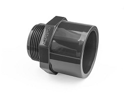 "63mm-2"" Plain Spigot : MSBP Nipple"
