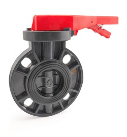 90mm Butterfly Valve SS shaft EPDM seal
