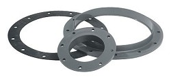 355mm PVC-U Ventilation Flange