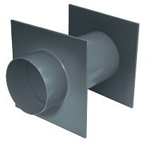 600mm PVC-U Ventilation Bulkhead